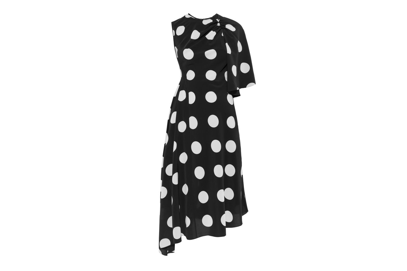 how to wear the polka dots trend in 2017