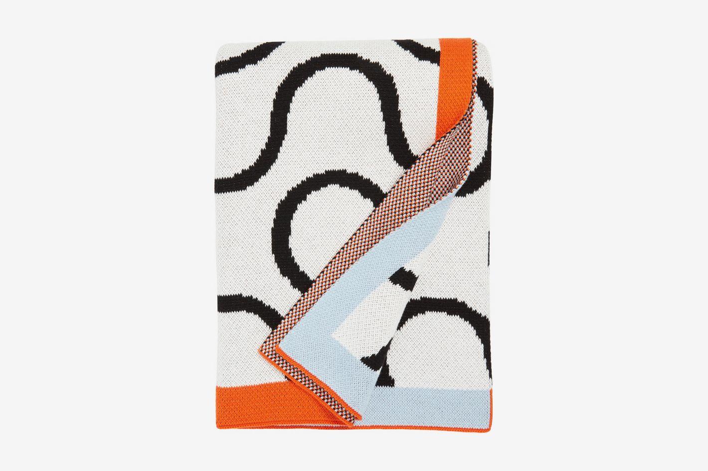 Dusen Dusen Arc Throw Blanket