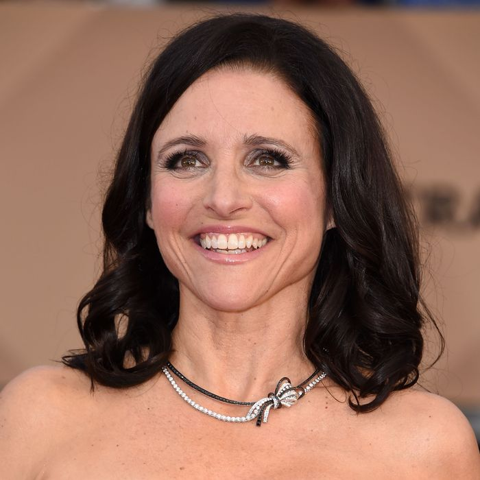JLD for president. Photo: Steve Granitz/WireImage