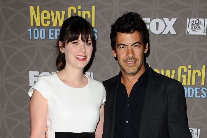 Zooey Deschanel has given birth to a baby boy