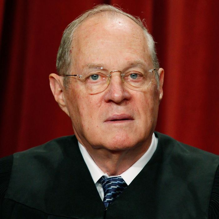 justice kennedy surrendered to donald trump