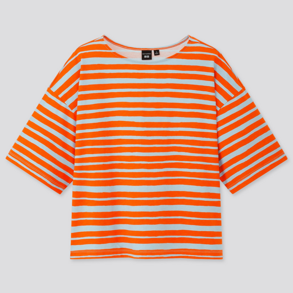 Uniqlo Short-Sleeved T-Shirt (Marimekko)