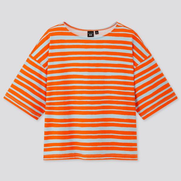 Uniqlo Short-Sleeved T-Shirt (Marimekko)