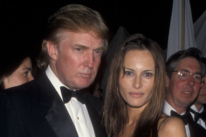 Melania Worked Illegally After Arriving In The U S Report