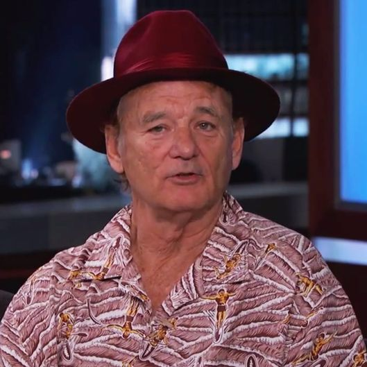 bill murray elephant