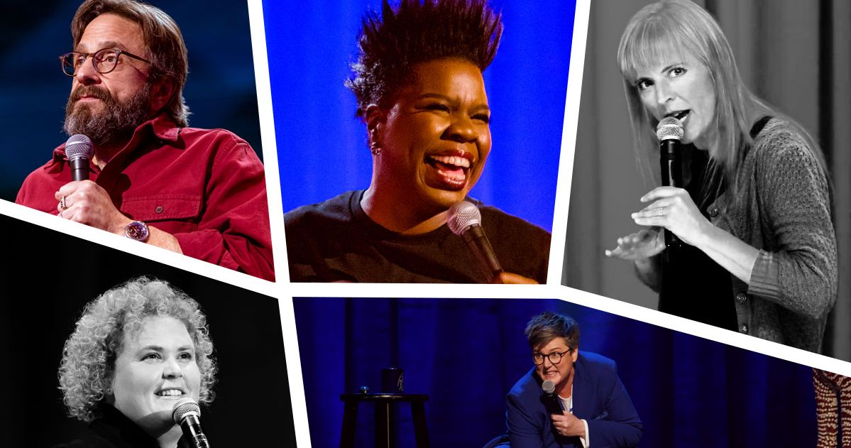 The Best Comedy Specials of the Year (So Far)