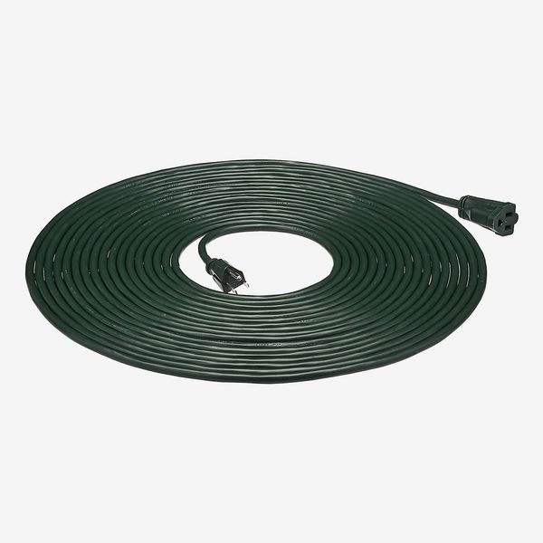 Amazon Basics 50-Foot Vinyl Outdoor Extension Cord