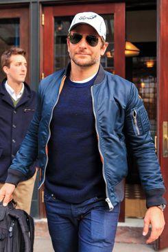 Bradley Cooper's favorite hat.