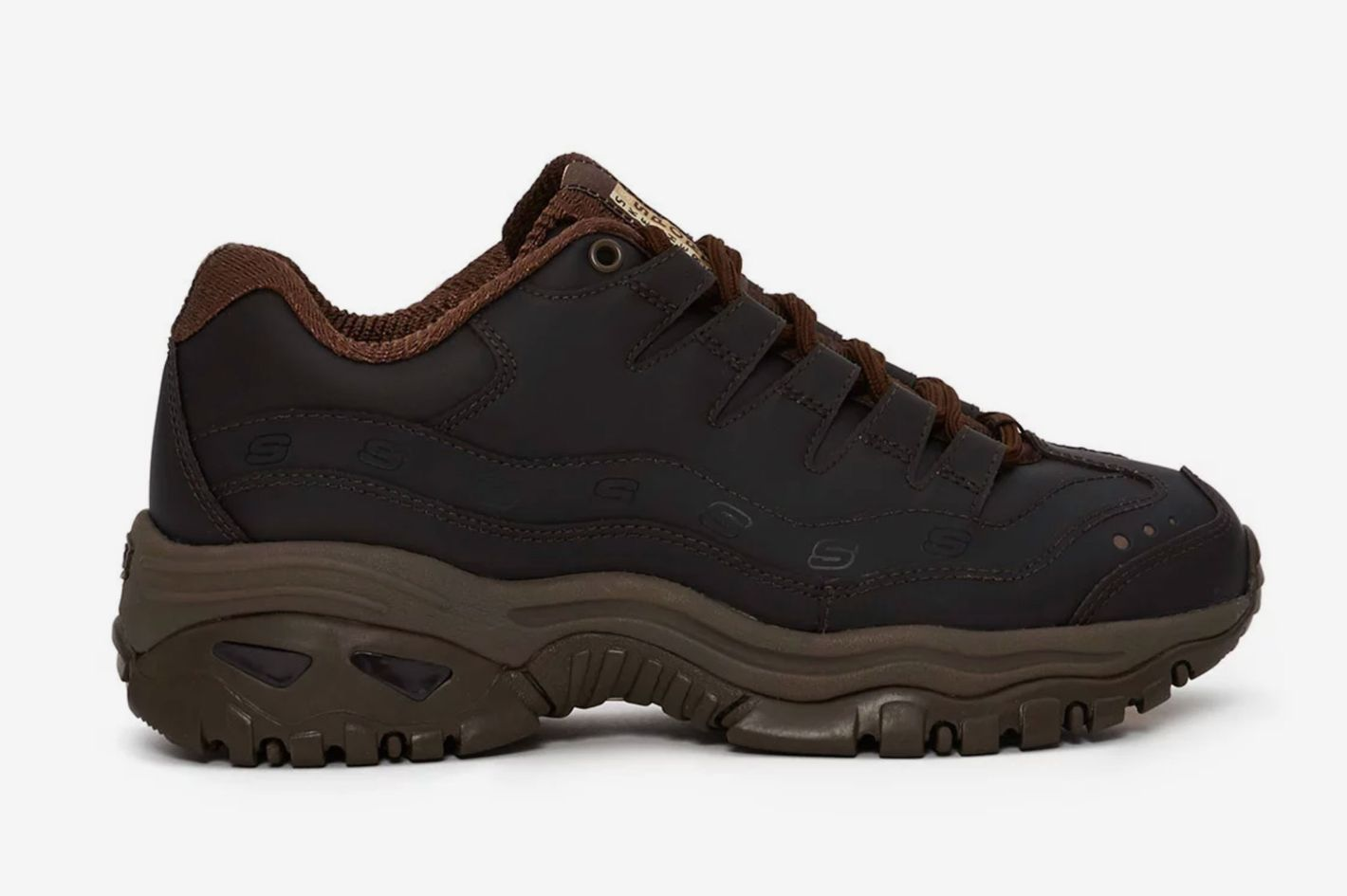 Opening Ceremony x Skechers Energy Sneaker in Chocolate