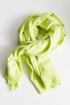 Brushed Woven Solid Blanket Scarf