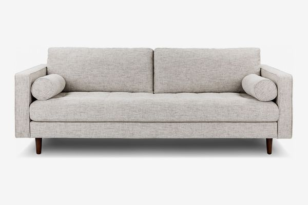 Article Sven Birch Ivory Sofa
