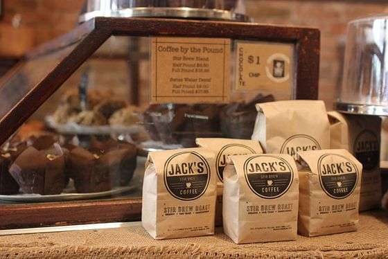 "New York City; Amagansett  <i>Multiple locations; <a href=""http://jacksstirbrew.com/"">jacksstirbrew.com</a></i>  When the first location opened in the West Village in 2003, Jack's stood out for sourcing organic, fair-trade, shade-grown beans and using a boutique roaster in Vermont. Through the signature stir-brewing method, the baristas aim to create evenness in coffee, ensuring that each sip tastes exactly the same.  <b>What to Order:</b> The Happy Jack (a honey-cinnamon latte) — and one of Aunt Rosie's famous chocolate-chip cookies."