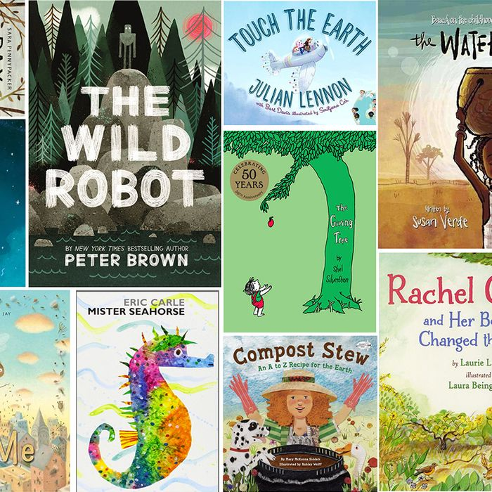 best environmental education books for kids gifts 2017