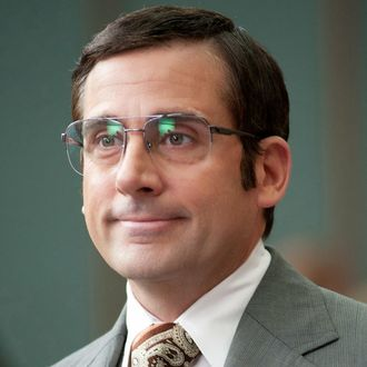 Steve Carell's Most Most Famous Anchorman Quote Was Improv