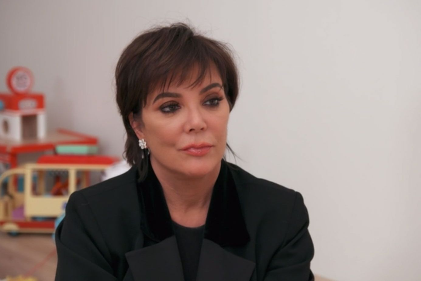 Kris Jenner's Boyfriend Has Thoughts About Monica Lewinsky