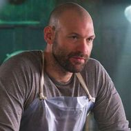 "THE STRAIN -- ""Madness"" -- Episode 305 -- (Airs Sunday, September 25 10:00 pm e/p) Pictured:  Corey Stoll as Ephraim Goodweather. CR: Michael Gibson/FX"
