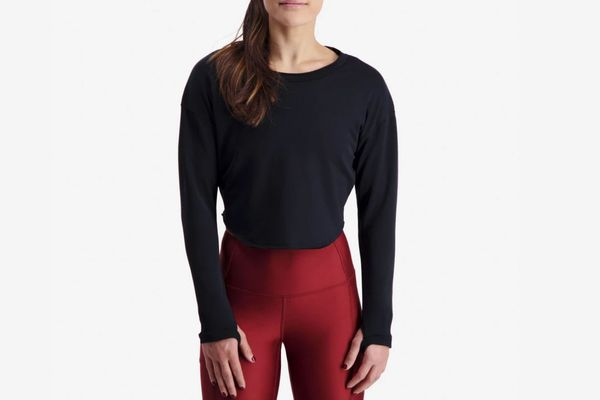 Wolaco Murray Cropped Sweatshirt