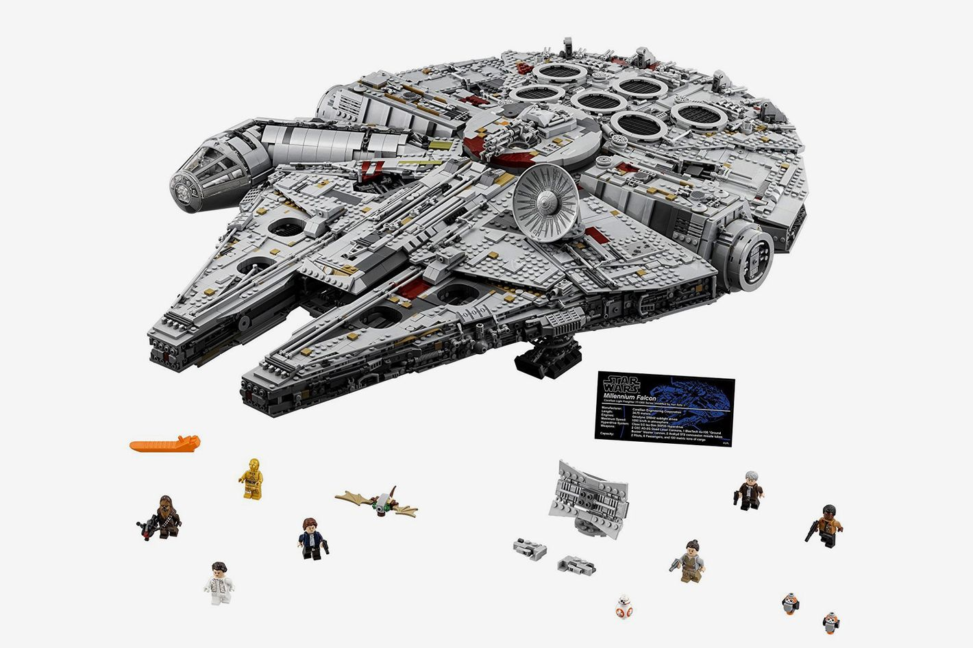 Specialty toy of the year:  LEGO Star Wars Millennium Falcon™
