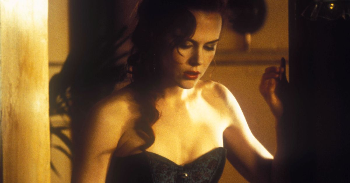 Imagine Nicole Kidman Casually Doing Her Moulin Rouge! Death in Front of You
