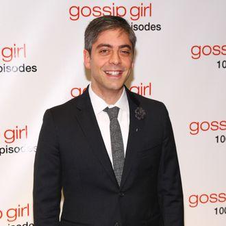 NEW YORK, NY - NOVEMBER 19: Executive producer Josh Safran attends the