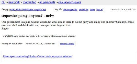 Craigslist men seeking men manhattan