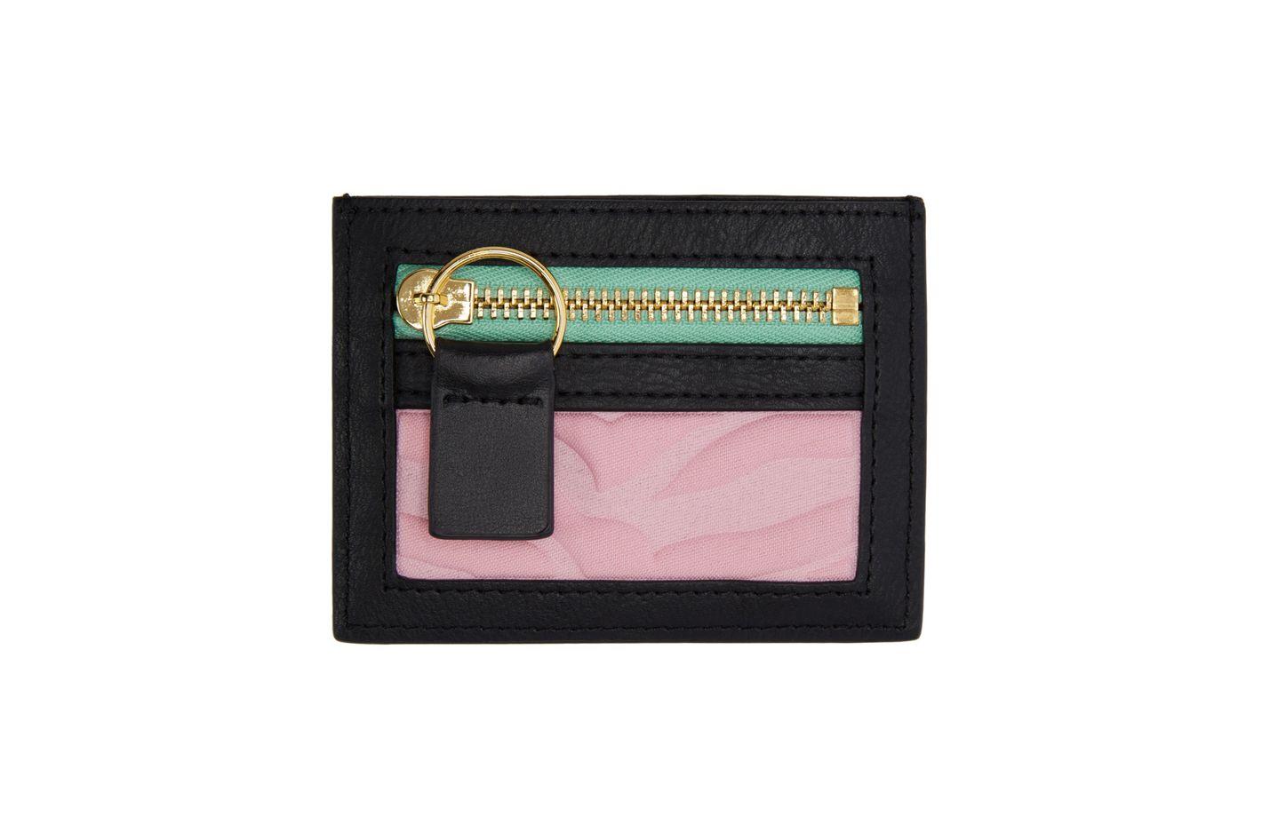 Kenzo Multicolored Kombo Card Holder