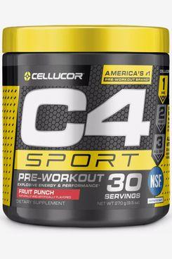 Cellucor C4 Pre-Workout Powder, Fruit Punch