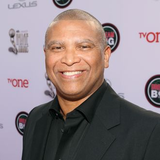 PASADENA, CA - FEBRUARY 22: Producer Reginald Hudlin attends the 45th NAACP Image Awards presented by TV One at Pasadena Civic Auditorium on February 22, 2014 in Pasadena, California. (Photo by Jesse Grant/Getty Images for NAACP Image Awards)