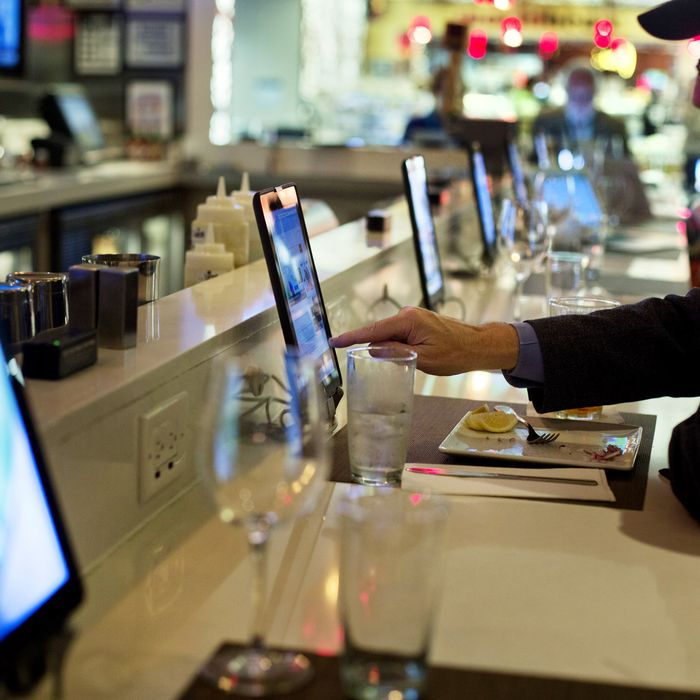 Robots Are Coming For Waiters Jobs
