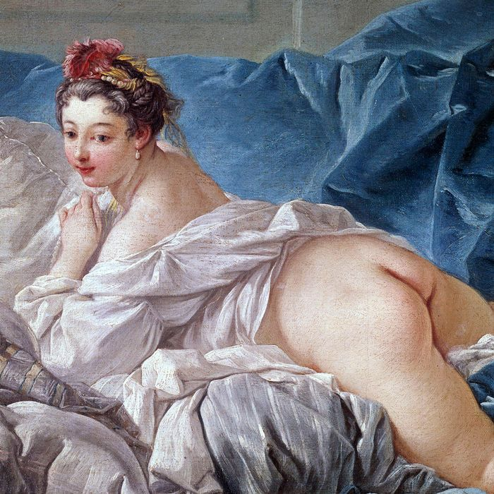 <em>The Odalisque</em>, by François Boucher.
