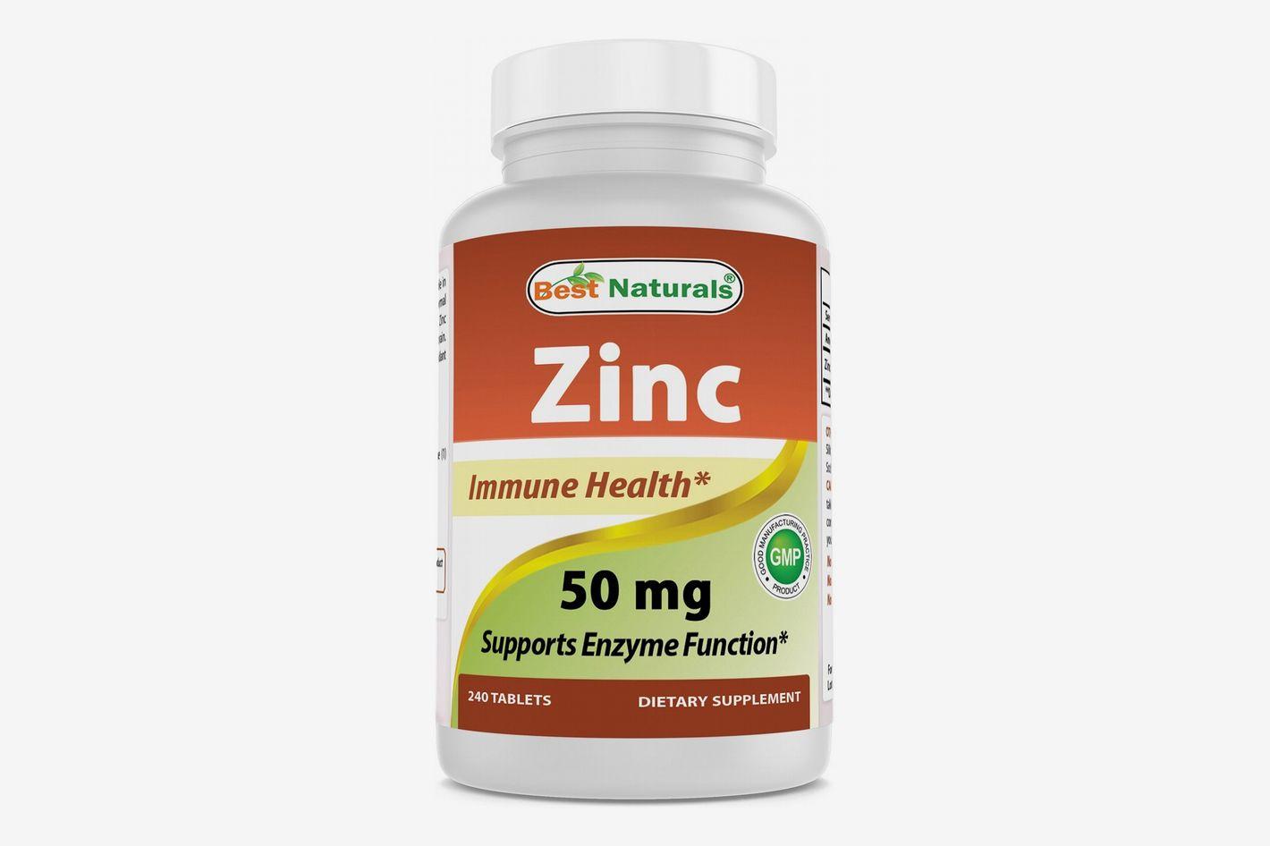 Best Naturals Zinc 240 Tablets