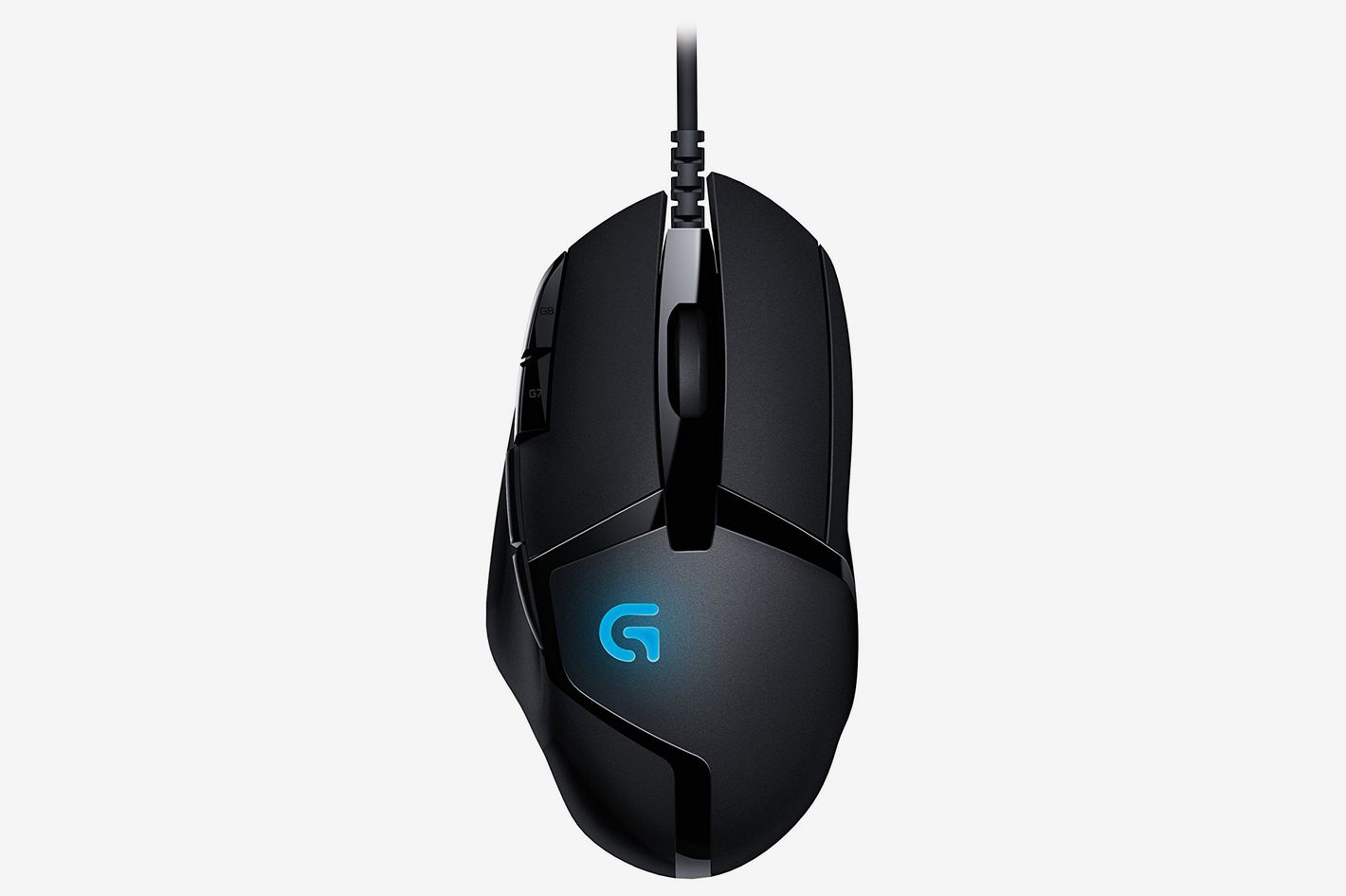 Logitech gaming mouse black