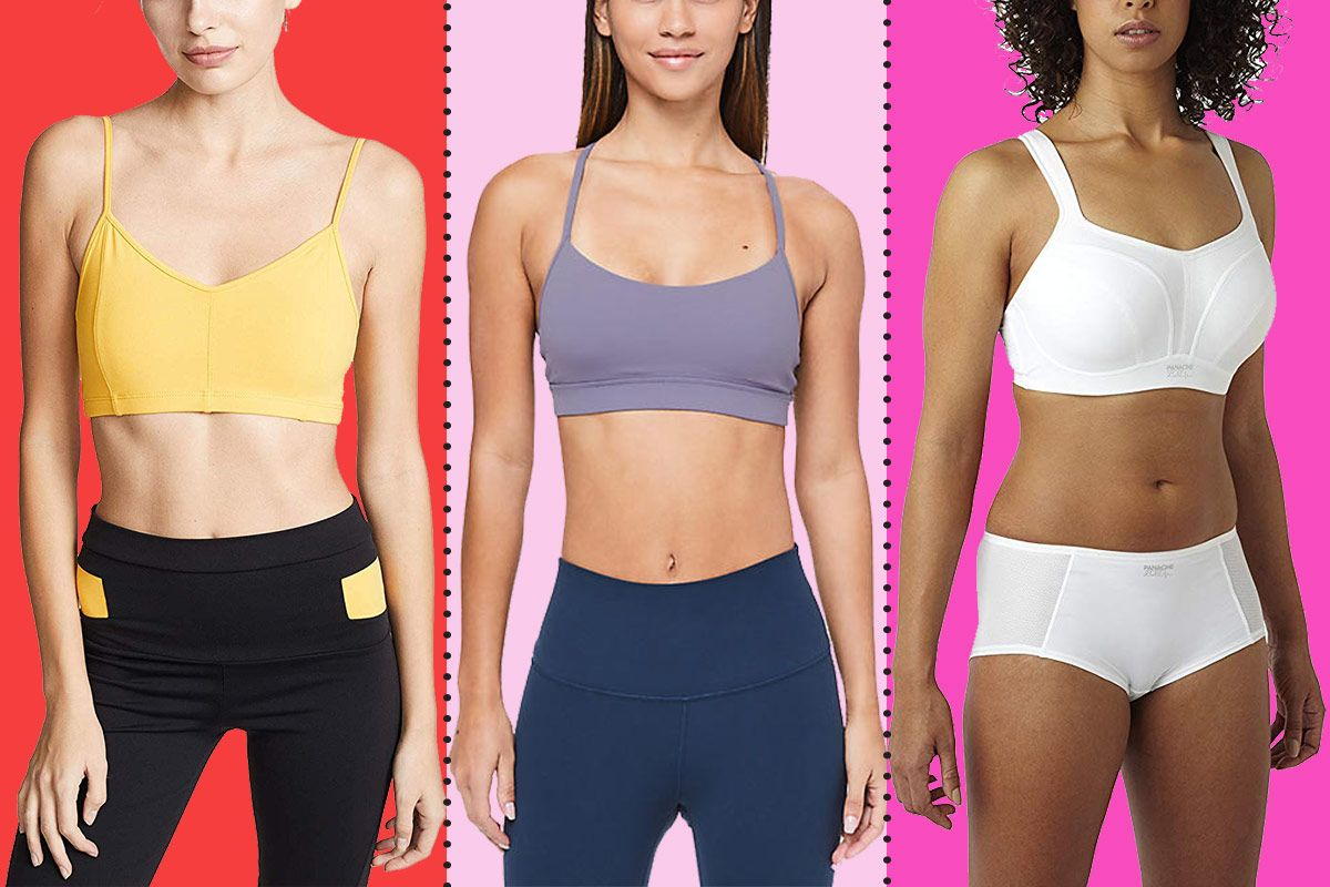 59cb1ebb11 The Best Sports Bras for Every Workout 2019