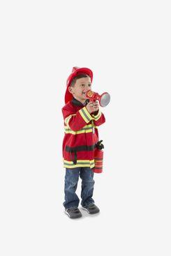 Melissa & Doug Fire Chief Costume Set