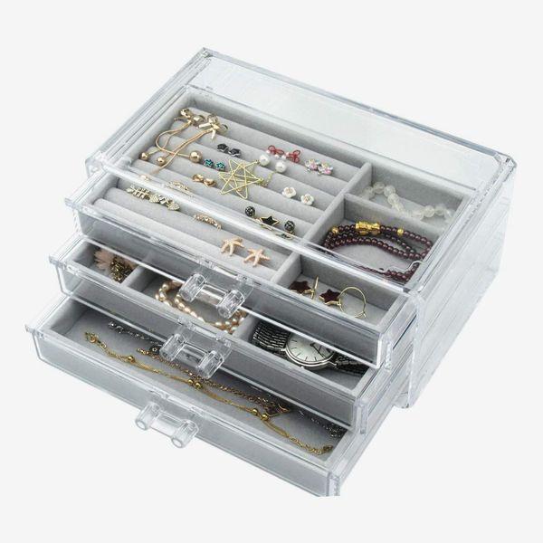 Weiai Acrylic Jewelry Box