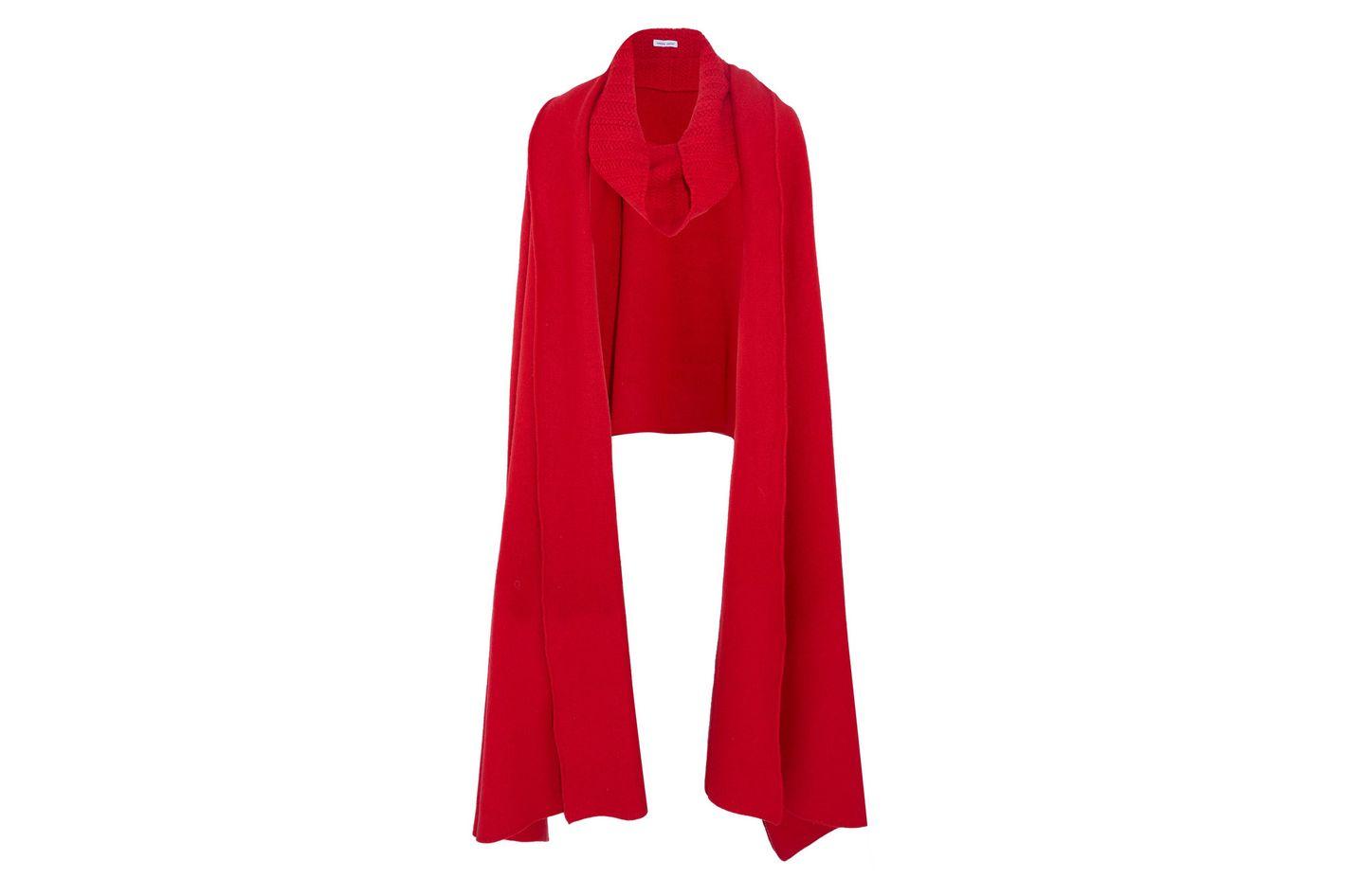 TOMAS MAIER Wool wrap