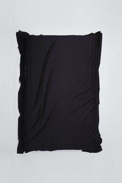 Magniberg Mother Sateen Flat Sheet in Black