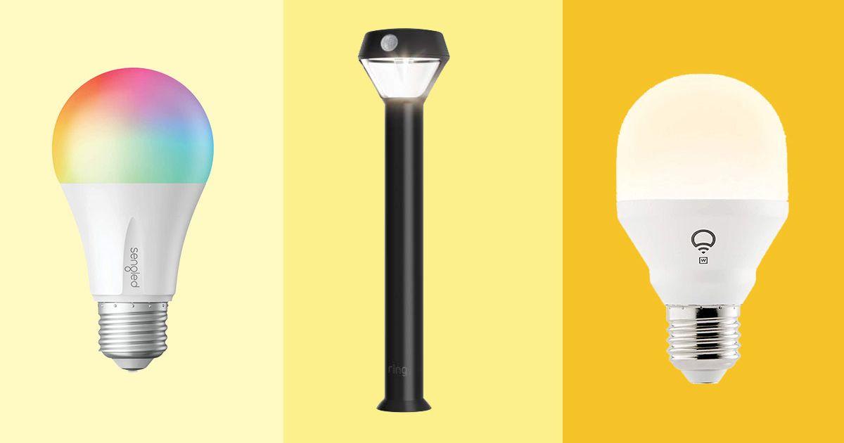 The Best Smart Light Bulbs 2020, Best Outdoor Light Bulbs