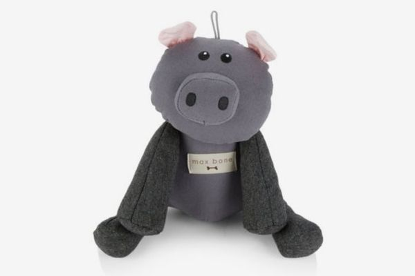 Max-Bone Penny Pig Plush Dog Toy
