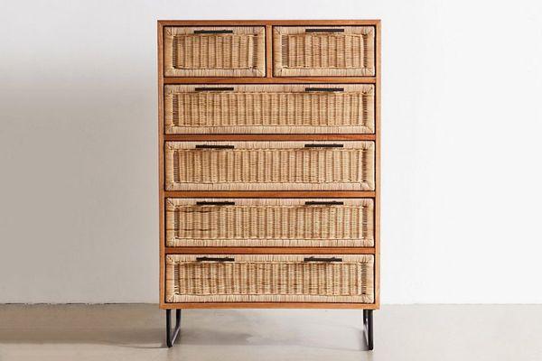 Mikko Tall 6-Drawer Dresser