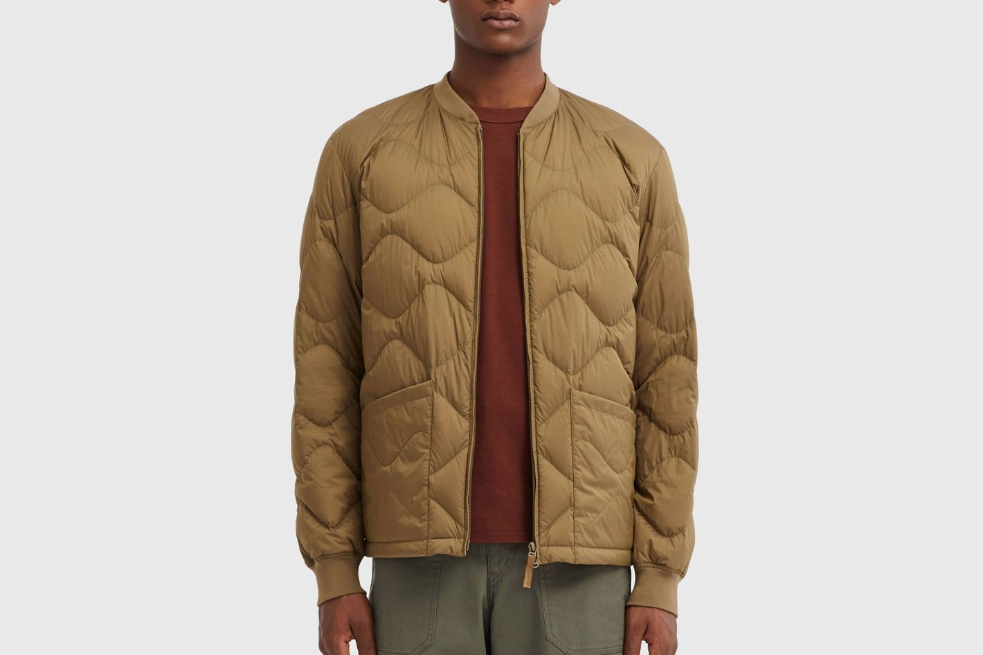 Uniqlo Men's U Ultra Light Down Blouson