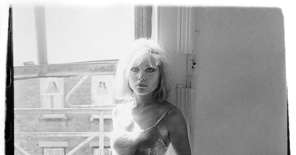 Rare Photos From the Early Days of Blondie -- The Cut