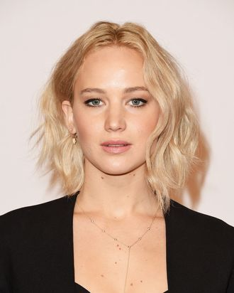 Jennifer Lawrence, one of the high-profile victims of
