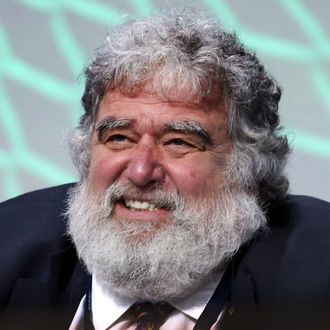 Chuck Blazer, FIFA member looks on before the 61st FIFA Congress at Hallenstadion on June 1, 2011 in Zurich, Switzerland.
