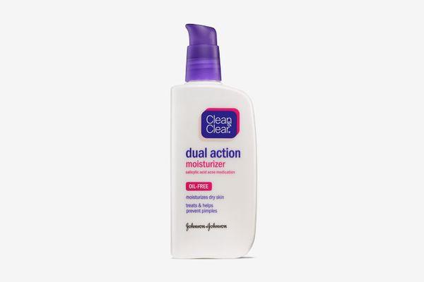 Clean & Clear Essentials Dual Action Facial Moisturizer