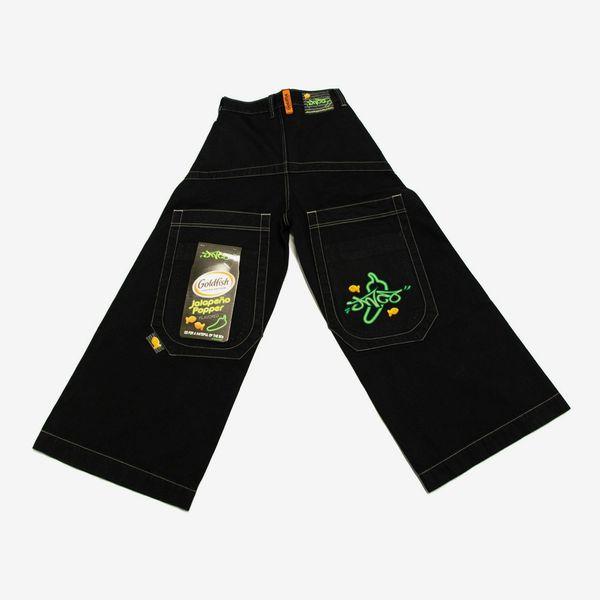 Jalapeño Popper Goldfish Pants