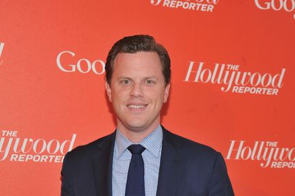 WASHINGTON, DC - APRIL 27:  Host Willie Geist attends Google & Hollywood Reporter Host an Evening Celebrating The White House Correspondents' Weekend on April 27, 2012 in Washington, DC.  (Photo by Mike Coppola/Getty Images for Hollywood Reporter)