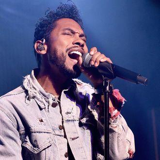 adidas Originals Presents Miguel In Concert