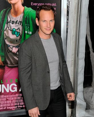 Patrick Wilson attends the