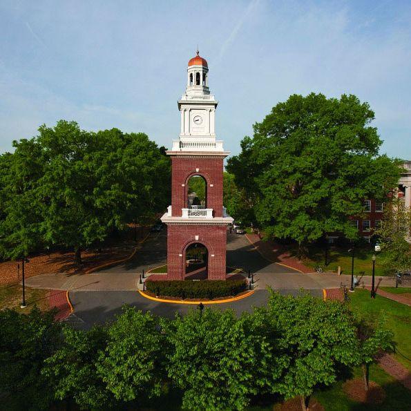 The University of Mary Washington campus.
